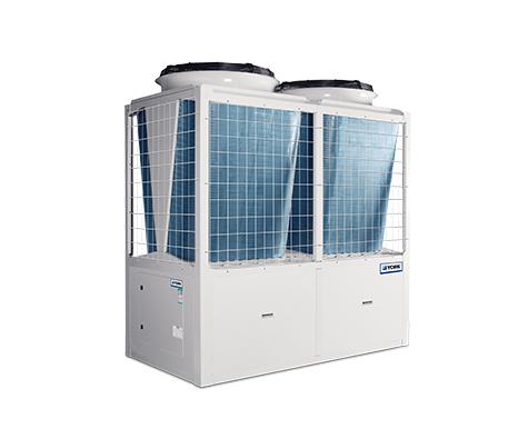 模塊式超低溫風冷熱泵機組YCAE-D