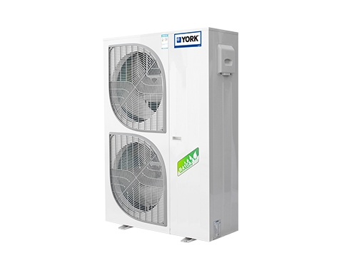 約克超低溫全變頻熱泵機組YVAG
